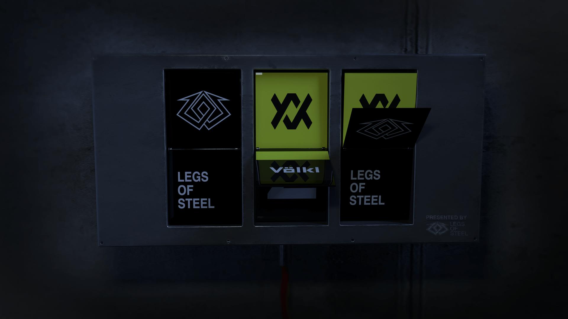 Legs of Steel