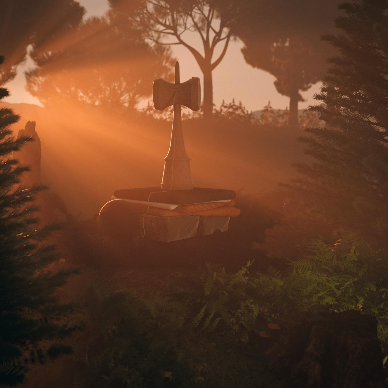 Kendama Sunset 1